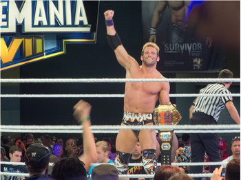 Zack Ryder from Flickr's simononly via Creative Commons