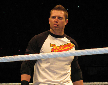 The Miz photo by Flickr's Snerkie via Creative Commons