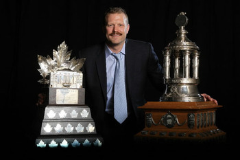 Tim Thomas of the Bruins captured both the Vezina and Conn Smythe Trophy last season; could Jonathan Quick do the same this year?