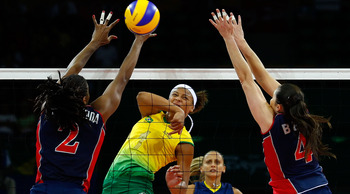 Could a rematch be in store for Brazil and Team USA?