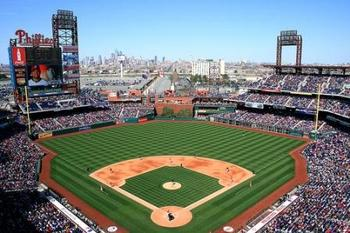 Citizens Bank Park took over for Veterans Stadium (http://www.baseballpilgrimages.com/national/philadelphia.html)