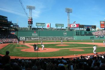 Fenway Park and the Green Monster are iconic to fans (http://www.redsoxvyankees.com/fenway-park.html)
