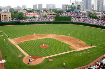 Wrigley Field and its ivy are a tradition no one should pass up