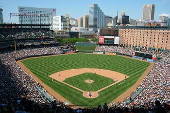 Oriole Park at Camden Yards set the new trend in ballparks (http://www.city-data.com/picfilesc/picc47027.php)