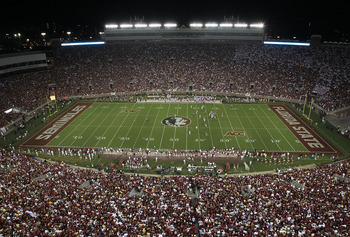 In 2011, FSU-Oklahoma set an attendance record for Florida State's Doak Campbell Stadium.