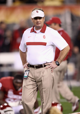 Bob Stoops and Oklahoma recently played a home-and-home series vs. FSU..