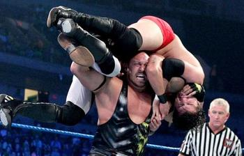 Ryback's double-finisher is sick, but what next? (Image from WWE.com)