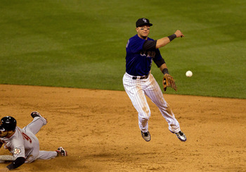 Troy Tulowitzki will occupy the SS position for the Rockies for the forseeable future