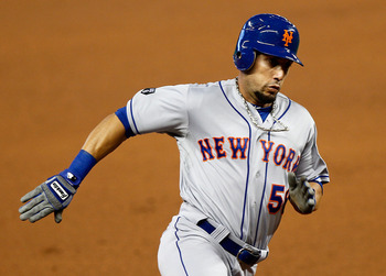 Could Andres Torres get squeezed out of the Mets outfield when Jason Bay returns?