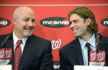 The Nationals could be regretting the Werth signing
