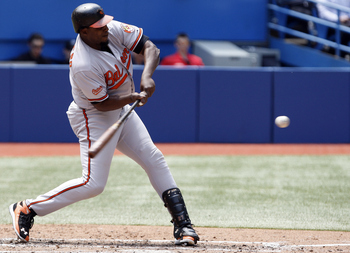 Vladimir Guerrero and the Blue Jays agreed to a minor league contract on May 10th