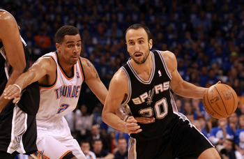 Ginobili's value to the Spurs is unquestioned.