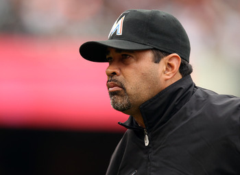 Are Ozzie Guillen's Miami Marlins ready to take over first place in the NL East?