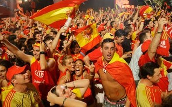 Could hype wither Spain's chances of winning another championship?