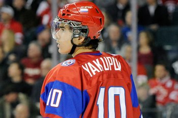 Projected 2012 No. 1 overall pick Nail Yakupov