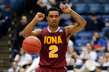 LaMont (MoMo) Jones will play a huge part in keeping Iona on top of the MAAC.