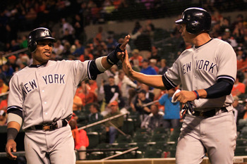 Robinson Cano and Alex Rodriguez are batting a combined .155 with runners in scoring position.
