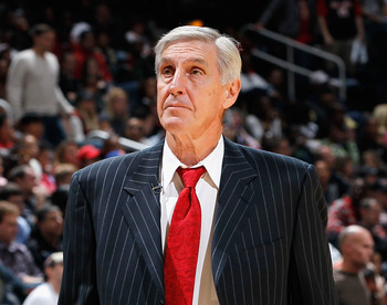 Jerry Sloan has no rings, but an impressive resume nonetheless.