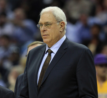 Phil Jackson won six rings with the Bulls, and two as a member of the Knicks.