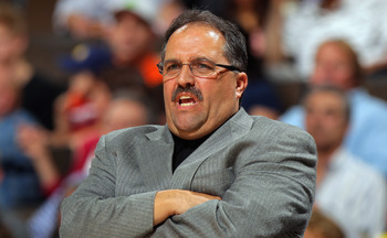 Jeff Van Gundy isn't the only Van Gundy who can coach.
