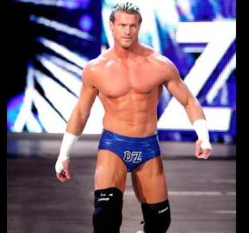 Ziggler looks like a superstar. Photo by WWE.com