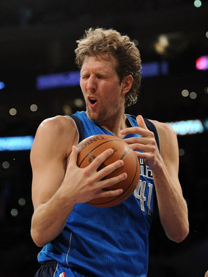 Get right for 2013, Dirk.