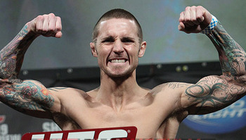 Eddie Wineland faces Scott Jorgensen. MMAweekly