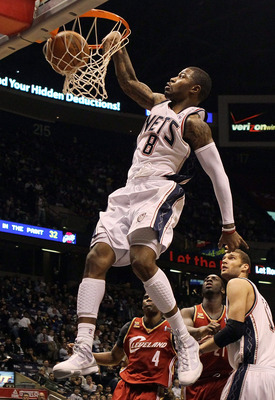Terrence Williams was drafted by the New Jersey Nets in 2009.