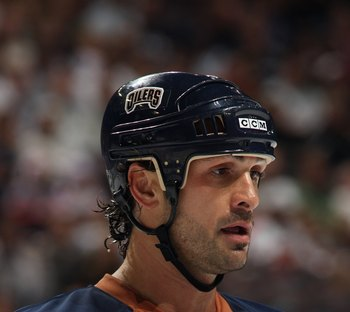 Former Edmonton Oiler Sheldon Souray