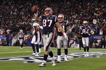 New England Patriots TE Rob Gronkowski was a revelation in 2011.