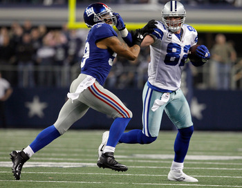 Dallas Cowboys TE Jason Witten continues to be a rock-solid fantasy option.