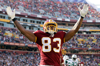 Washington Redskins TE Fred Davis was looking like a No. 1 fantasy TE before being suspended in 2011.