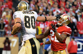 New Orleans Saints TE Jimmy Graham was a major breakout player in 2011.