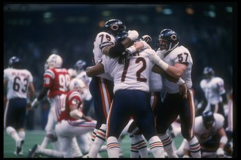 The Chicago Bears won their first ever Super Bowl on January 26, 1986 defeating the New England Patriots.
