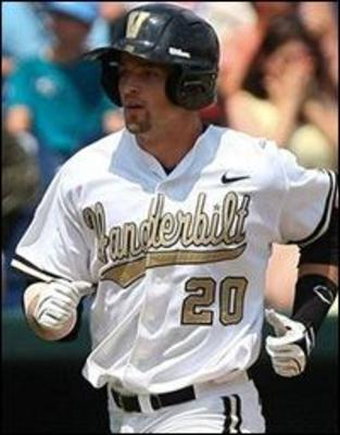 Tigers' 31st round pick Connor Harrell. Photo courtesy vanderbilt.scout.com