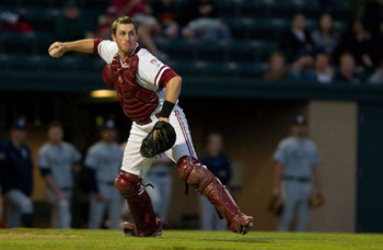 The Dodgers used their 18th round pick to select Stanford catcher Eric Smith. Photo courtesy lacanadaonline.com