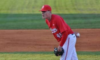Ohio State pitcher John Kuchno was selected by the Pirates in the 18th round. Photo courtesy collegebaseball360.com