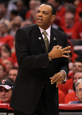 Hollins has completed just three full seasons as a head coach.