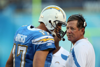 Philip Rivers will have one hell of a season with more weapons to use at his disposal more so than any season he's been in as a Chargers QB.