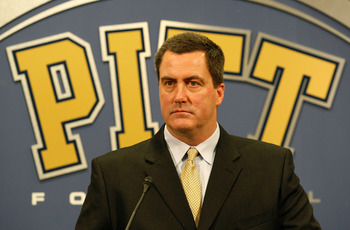 Paul Chryst is serious about getting Pitt back on track