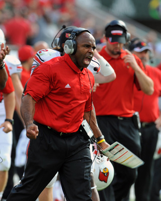 Charlie Strong has high expectations and so should you