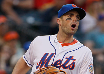 David Wright ranks second in the NL in batting average, on-base percentage and OPS.