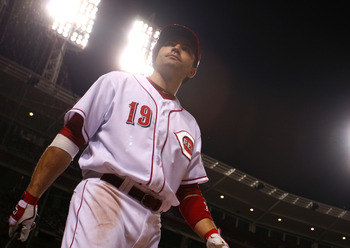 Joey Votto stands tall over his peers in the National League.