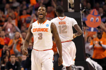 Syracuse guard Dion Waiters