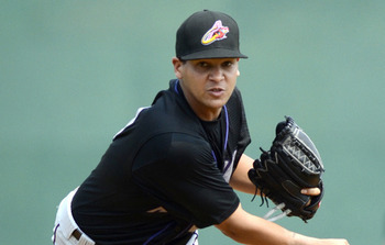 Photo by Ashley Marshall (MiLB.com)