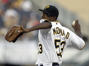 James McDonald is having a quietly excellent season for the Pittsburgh Pirates.