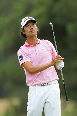 Kevin Na has been on the PGA Tour for 11 years.