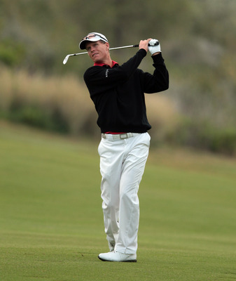 Australian John Senden has one top-ten in 16 majors