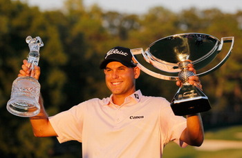 Bill Haas won the 2011 Tour Championship and the FedEx Cup