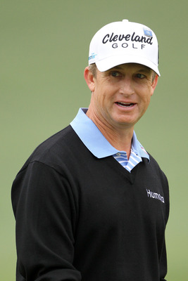 David Toms already has a PGA Championship at home